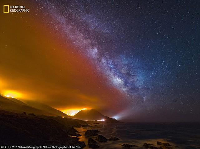 Thiên nhiên hoang dã đẹp mê hoặc trong ảnh của National Geographic - Ảnh 1.