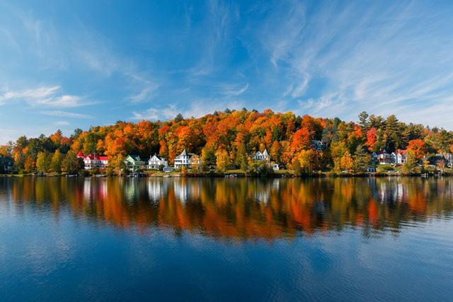 Những vùng đất có mùa thu đẹp nhất nước Mỹ - Ảnh 1.