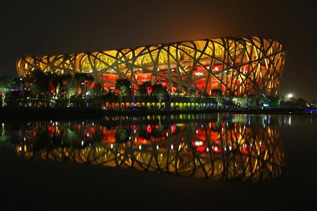12 sân vận động đẹp nhất thế giới từng tổ chức Olympic - Ảnh 1.