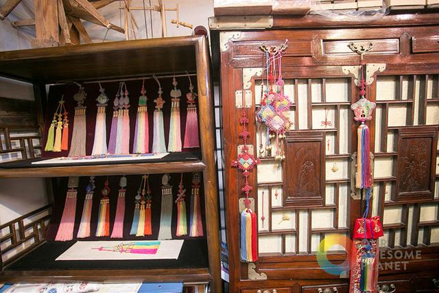 Những nút thắt truyền thống của Hàn Quốc - Ảnh 1.