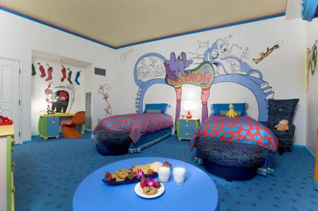 Phòng ngủ theo chủ đề bãi biển hút mắt trẻ thơ - Ảnh 6.