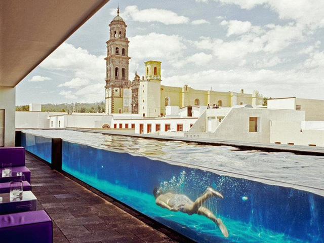 Những khách sạn có hồ bơi ấn tượng nhất hành tinh - Ảnh 14.