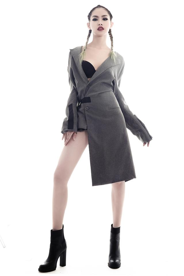 Ngắm loạt ảnh phá cách bất ngờ của Nguyễn Phương Next Top Model - Ảnh 5.