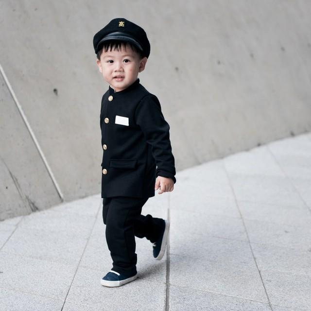 Tuần lễ thời trang Hàn Quốc: Trẻ con chất lừ không thua gì người lớn! - Ảnh 1.