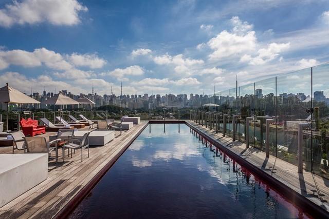 Những khách sạn có hồ bơi ấn tượng nhất hành tinh - Ảnh 6.