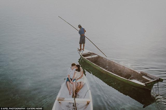 Ngất ngây với những địa điểm chụp ảnh cưới đẹp nhất thế giới - Ảnh 9.