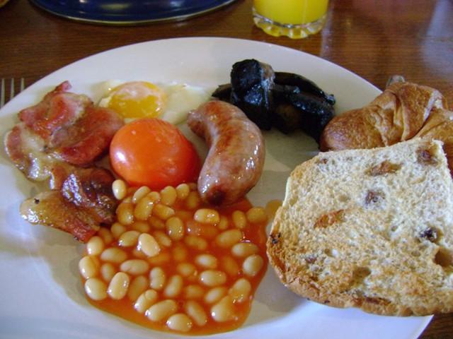 Những bữa sáng ngon miệng vòng quanh thế giới - Ảnh 9.