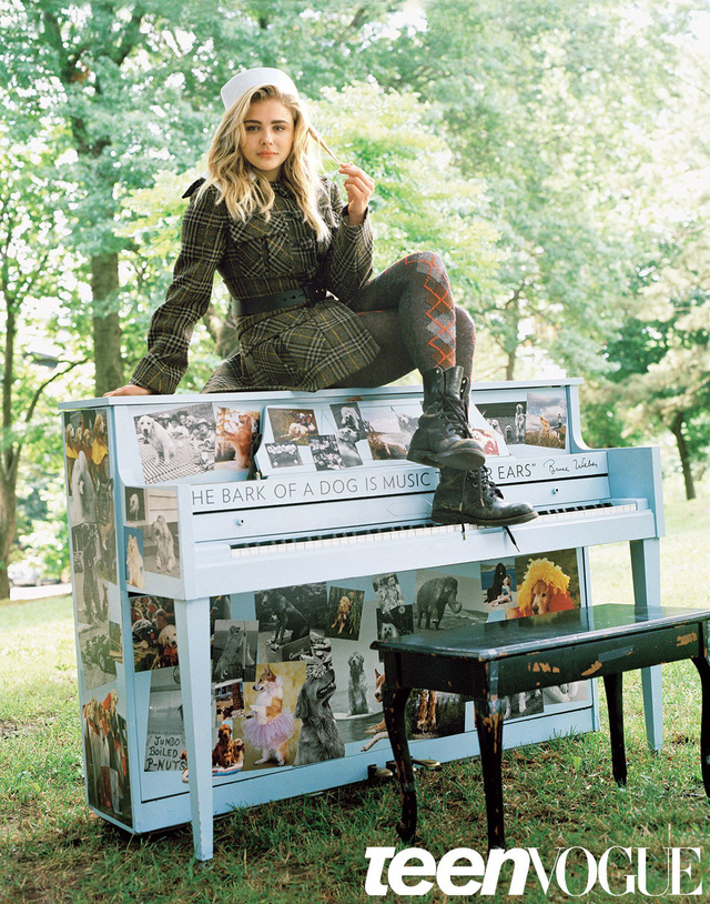 Máy bay bà già của cậu cả nhà Beckham dễ thương trên Teen Vogue - Ảnh 4.