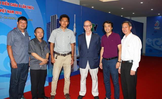 Ủy ban Olympic châu Á ấn tượng về nỗ lực của Đài Truyền hình Việt Nam - Ảnh 1.