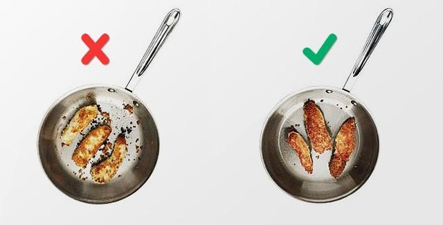 Những sai lầm phổ biến khi nấu nướng có thể làm hỏng món ăn - Ảnh 10.