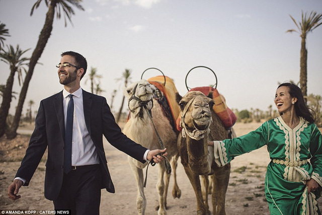 Ngất ngây với những địa điểm chụp ảnh cưới đẹp nhất thế giới - Ảnh 10.