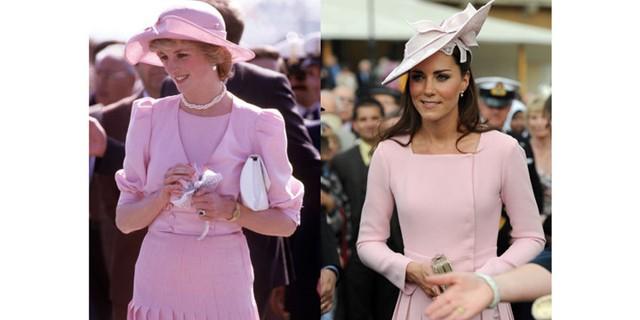 Sự tương đồng giữa bất ngờ giữa Kate Middleton và Công nương Diana - Ảnh 9.