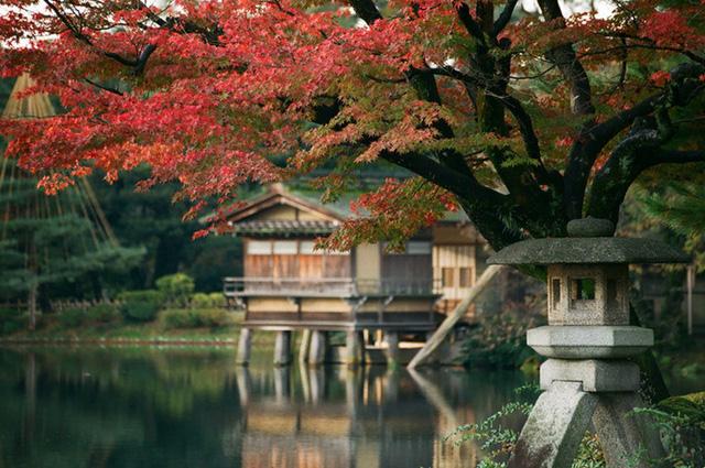 Ngất ngây với những điểm chụp ảnh đẹp nhất Nhật Bản - Ảnh 3.