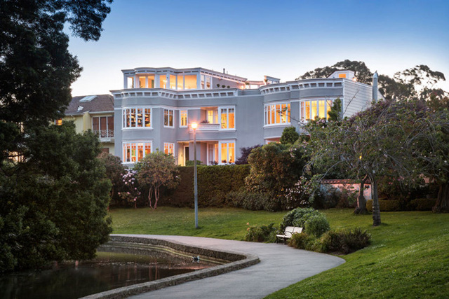 """Những căn biệt thự đẹp như mơ bị các sao Hollywood """"vứt bỏ"""" - Ảnh 9."""