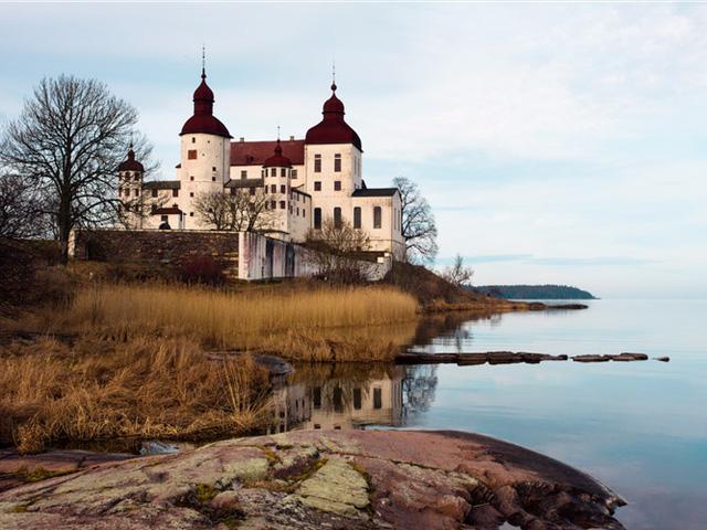 Những lâu đài có kiến trúc đẹp như trong truyện cổ tích - Ảnh 12.