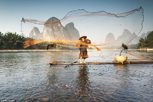 Ngất ngây với những khung cảnh đẹp như tranh vẽ ở Trung Quốc - Ảnh 3.
