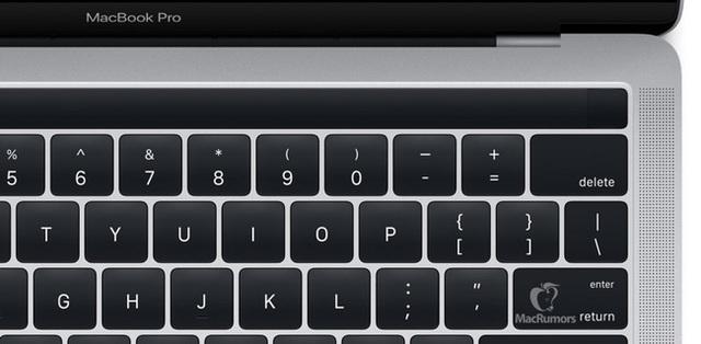 MacBook Pro mới lộ hình ảnh thực tế trước giờ G - Ảnh 1.