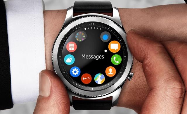 Samsung Gear S3 ra mắt: to dày hơn, tinh tế hơn - Ảnh 3.
