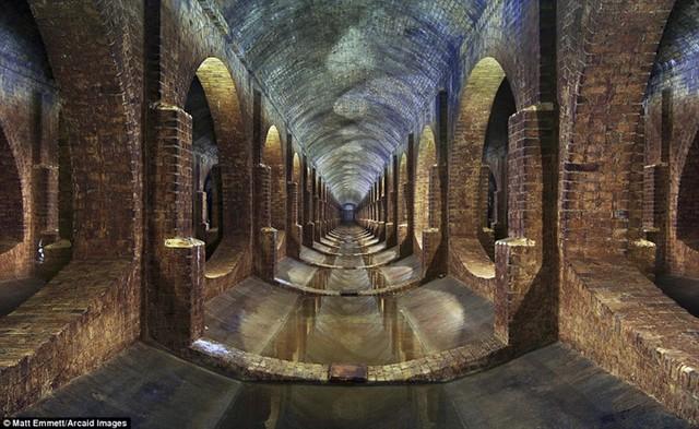 Những kiến trúc đẹp mê hoặc qua ống kính của các nhiếp ảnh gia - Ảnh 12.