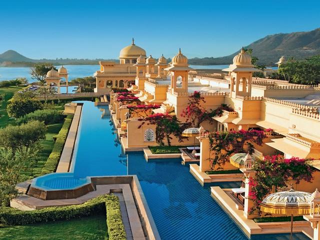 Những khách sạn có hồ bơi ấn tượng nhất hành tinh - Ảnh 2.