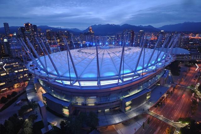 12 sân vận động đẹp nhất thế giới từng tổ chức Olympic - Ảnh 4.