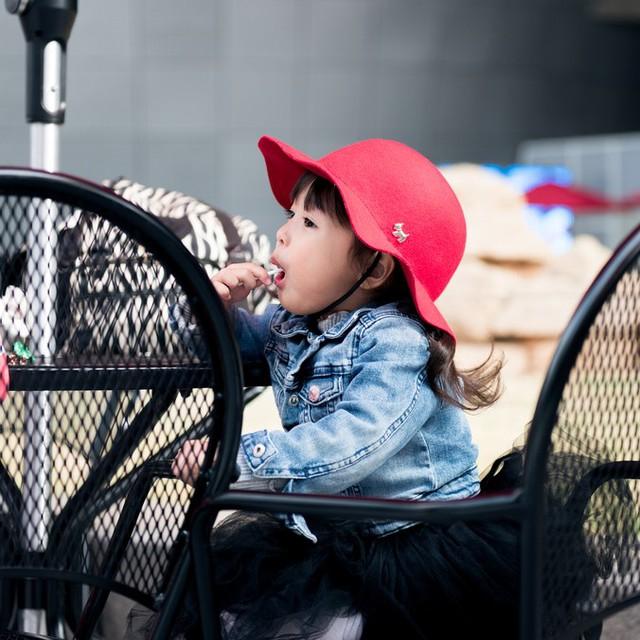 Tuần lễ thời trang Hàn Quốc: Trẻ con chất lừ không thua gì người lớn! - Ảnh 5.