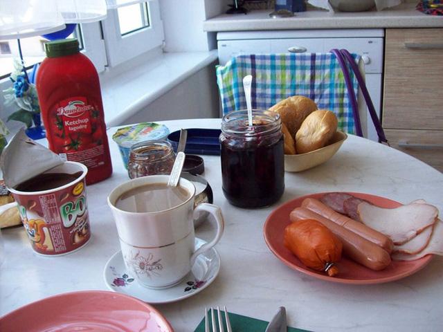Những bữa sáng ngon miệng vòng quanh thế giới - Ảnh 12.
