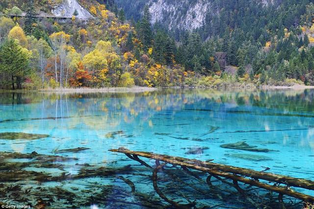 Ngất ngây với những khung cảnh đẹp như tranh vẽ ở Trung Quốc - Ảnh 5.