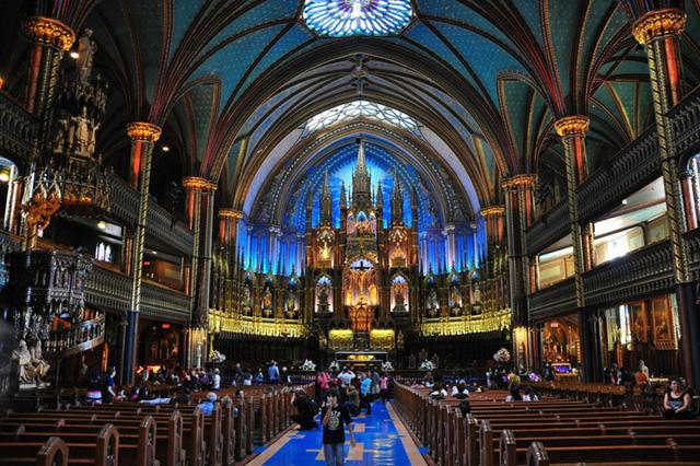 Lạc lối ở thành phố Quebec - Chốn thiên đường của Canada - Ảnh 14.