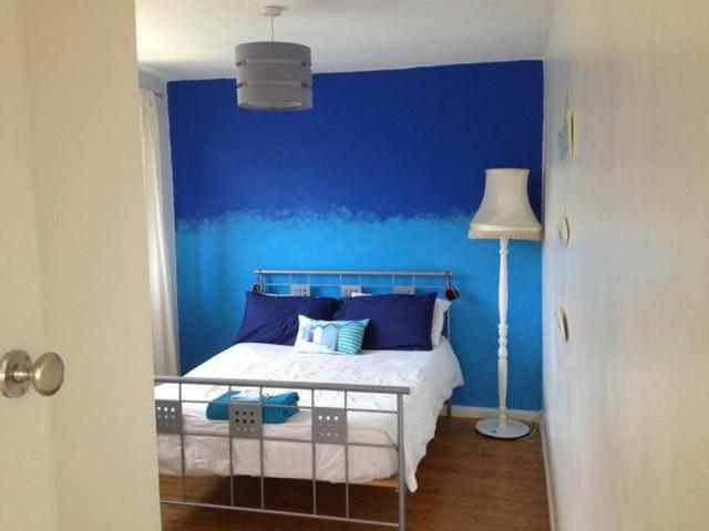 Phòng ngủ theo chủ đề bãi biển hút mắt trẻ thơ - Ảnh 11.