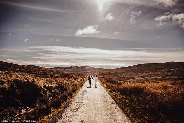 Ngất ngây với những địa điểm chụp ảnh cưới đẹp nhất thế giới - Ảnh 12.