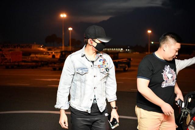 Bi Rain có mặt tại TP.HCM trước thềm CK Hoa hậu Việt Nam 2016 - Ảnh 6.