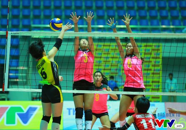 VTV Cup 2016 – Tôn Hoa Sen: CLB Nagasaki (Nhật Bản) giành hạng 5 chung cuộc - Ảnh 4.
