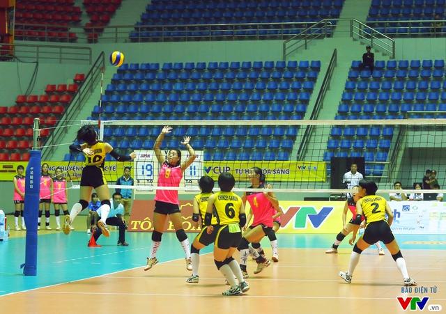 VTV Cup 2016 – Tôn Hoa Sen: CLB Nagasaki (Nhật Bản) giành hạng 5 chung cuộc - Ảnh 3.