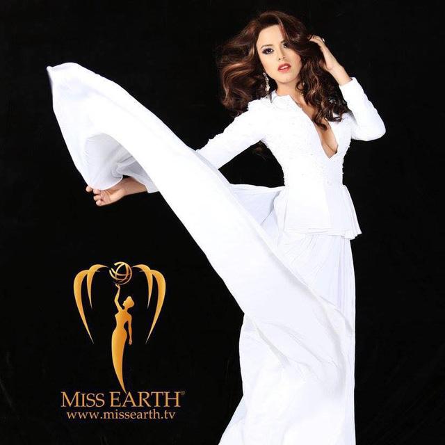 Nhan sắc nóng bỏng của tân Hoa hậu Trái đất 2016 - Ảnh 4.
