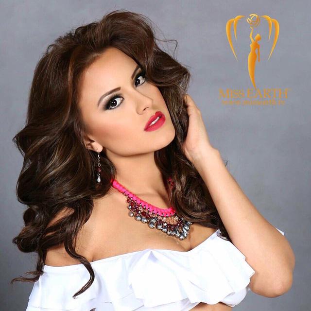 Nhan sắc nóng bỏng của tân Hoa hậu Trái đất 2016 - Ảnh 5.