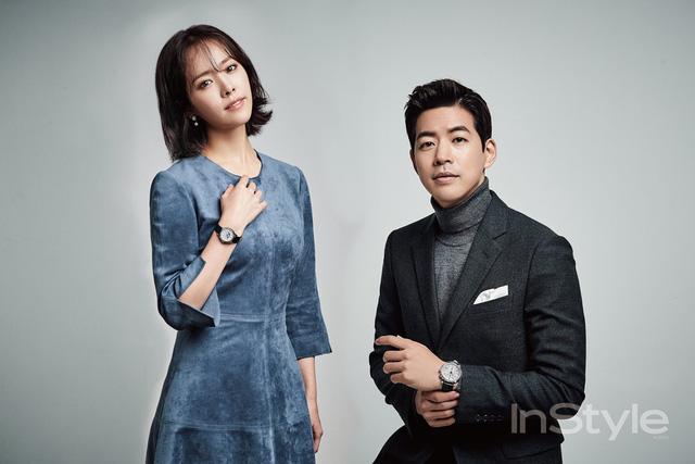 Han Ji Min sang trọng, quý phái trong bộ ảnh mới - Ảnh 5.