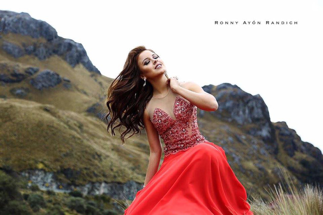 Nhan sắc nóng bỏng của tân Hoa hậu Trái đất 2016 - Ảnh 8.