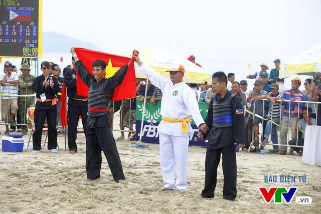 [KT] Bảng tổng sắp huy chương ABG5 - 2016 ngày 1/10: Đoàn TTVN giữ vững ngôi đầu - Ảnh 1.