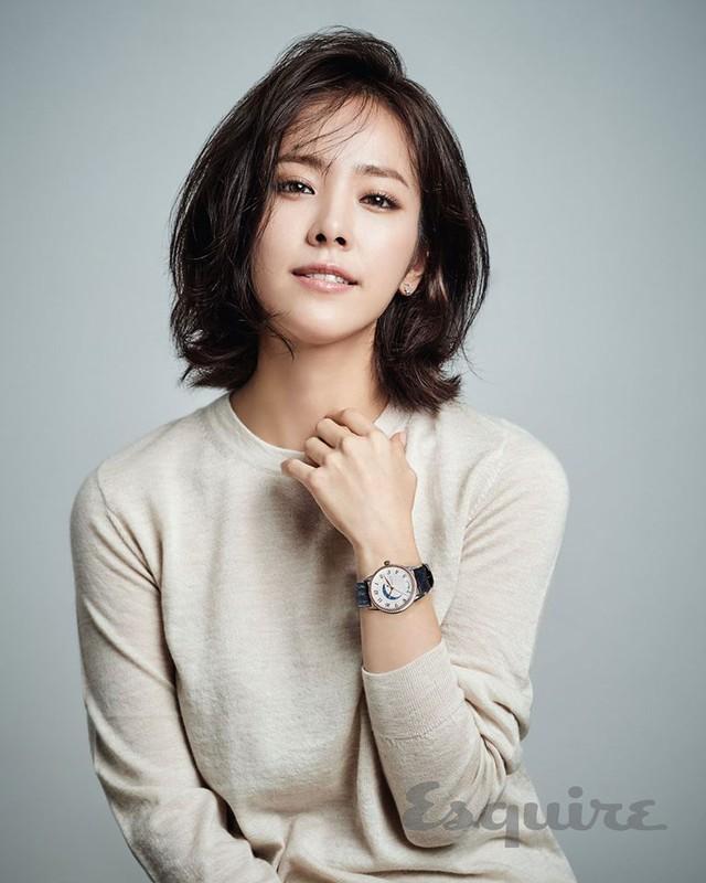 Han Ji Min sang trọng, quý phái trong bộ ảnh mới - Ảnh 3.