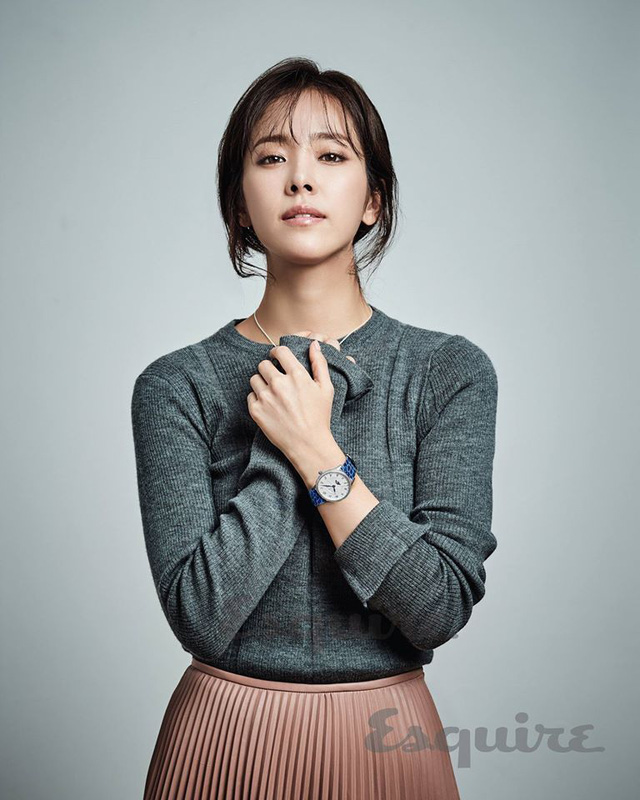 Han Ji Min sang trọng, quý phái trong bộ ảnh mới - Ảnh 1.