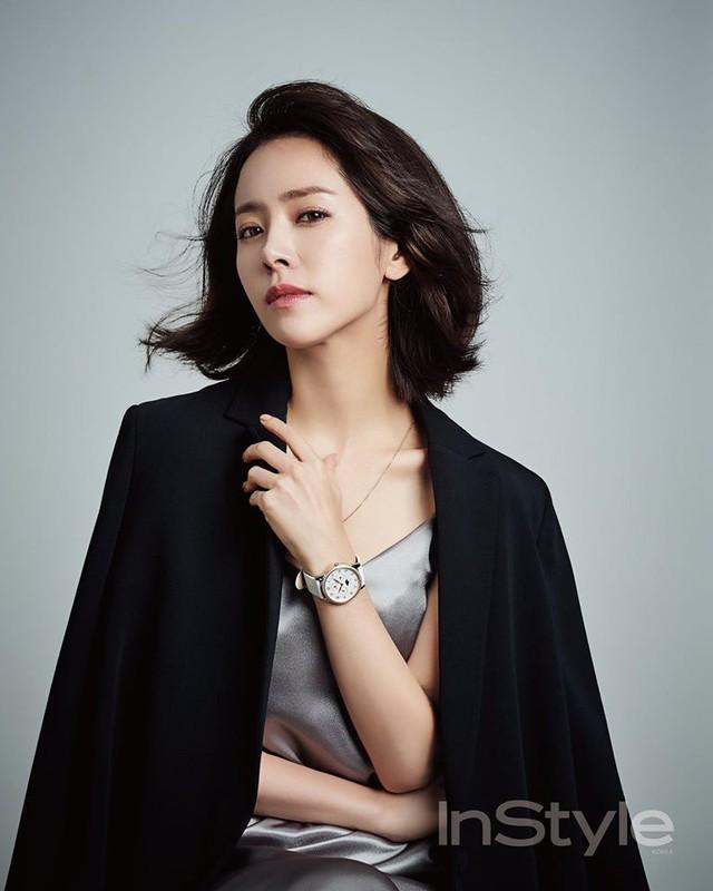 Han Ji Min sang trọng, quý phái trong bộ ảnh mới - Ảnh 2.