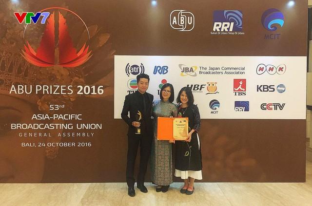 Đường tới trường đoạt Giải đặc biệt tại ABU Prizes 2016 - Ảnh 1.