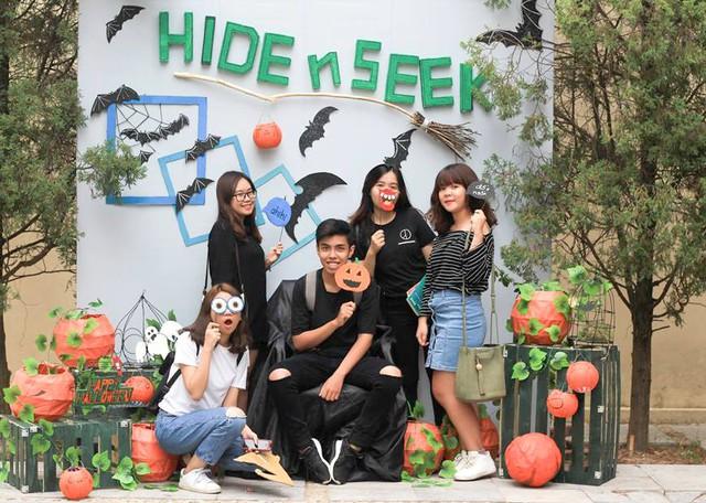 Những địa điểm vui chơi hấp dẫn nhất Hà Nội dịp Halloween 2016 - Ảnh 5.