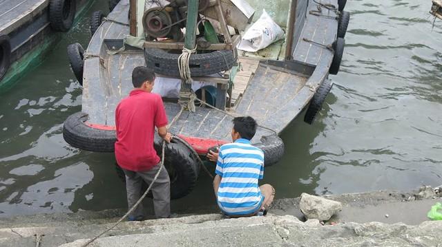 Gió cấp 6 – 7 tại vùng biển Bạch Long Vỹ, Quảng Ninh - Ảnh 1.