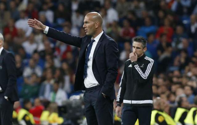 Mọi người muốn Ronaldo ghi 3, 4 bàn nhưng HLV Zidane để ý chuyện khác - Ảnh 1.