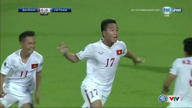 Giành chiến thắng lịch sử, U19 Việt Nam mở cánh cửa World Cup U20 - Ảnh 1.