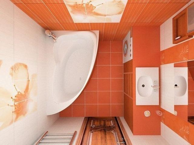 11 ý tưởng thiết kế thông minh cho phòng tắm nhỏ - Ảnh 5.