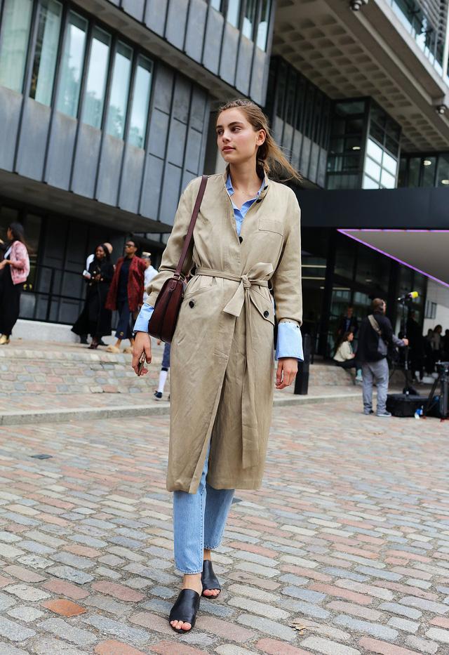 Tăm tia thời trang đường phố London cực chất và cá tính - Ảnh 19.