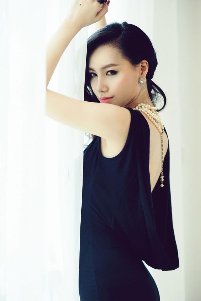MC Minh Hà - hình mẫu thời trang mới cho giới trẻ - Ảnh 1.